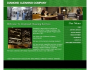 www.diamondcleaningcompany.co.uk  CLEANING COMPANY WEB SITE